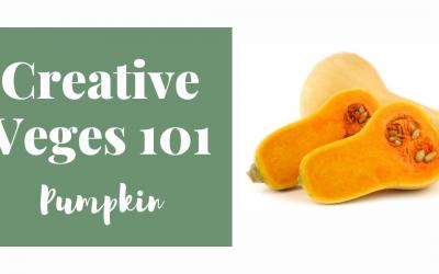 Creative Veges 101 – Pumpkin