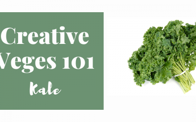 Creative Veges 101 – Kale