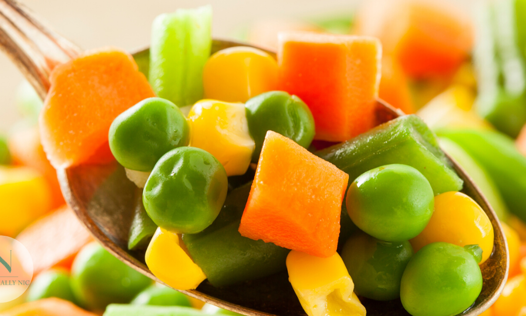 Are Peas, Carrots and Corn Enough?