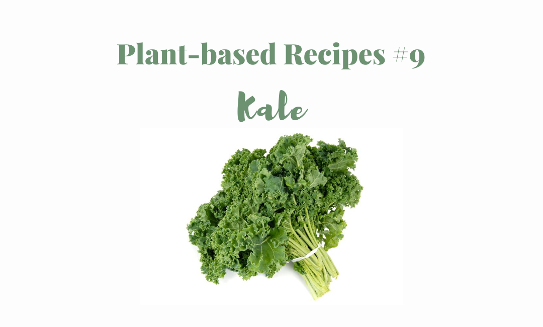 plant based recipes kale