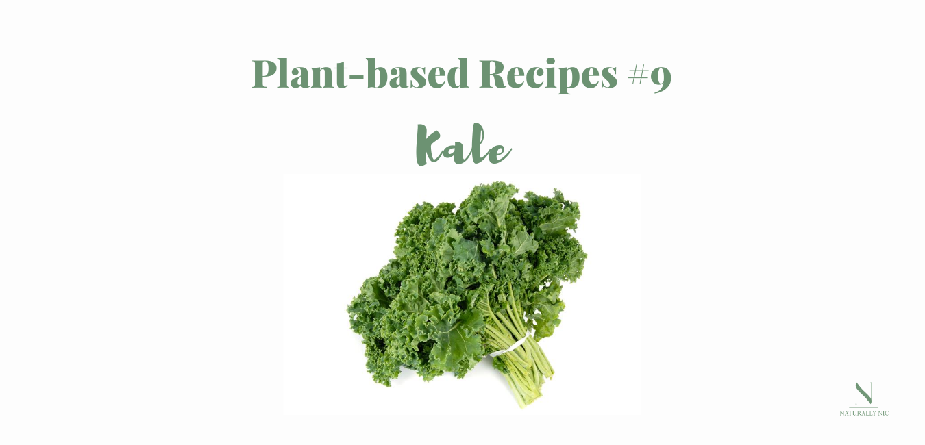 plant based recipes kale