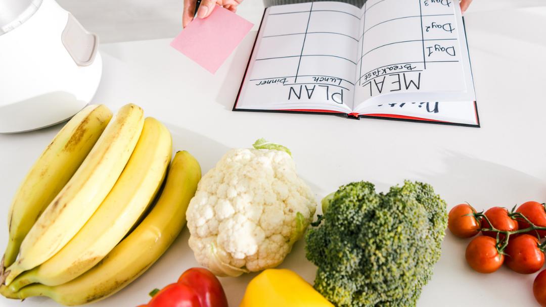 weight loss menu plan